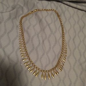 Jewelry - Vintage Gold chain necklace